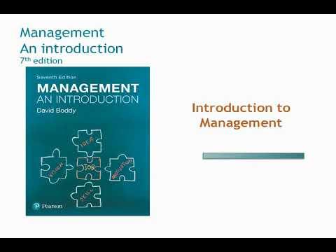 Management - Final Revision