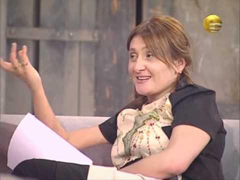 Natia Panjikidze - Nanukas Show (part2
