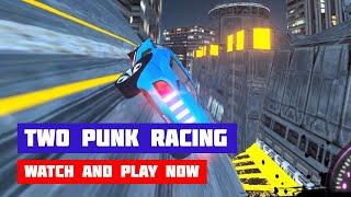 Two Punk Racing · Game · Gameplay