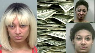 GA Mom Arrested For Letting Her Daughter Starve To Death While She Stripped.