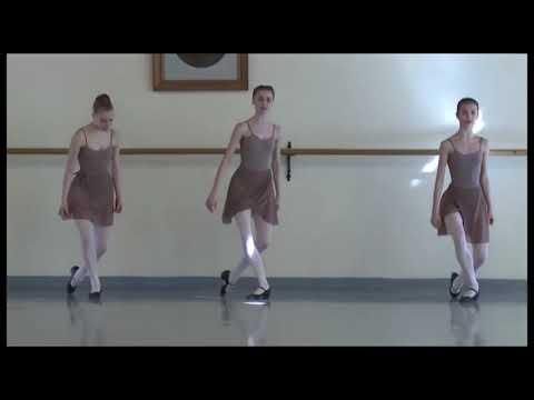 VBA may 2017 character dance exam 7/Ⅱa 1/4