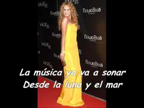 Paulina Rubio Tu y Yo Letra mp3
