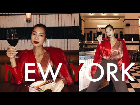 NEW YORK | Victoria's Secret Vlog Mp3