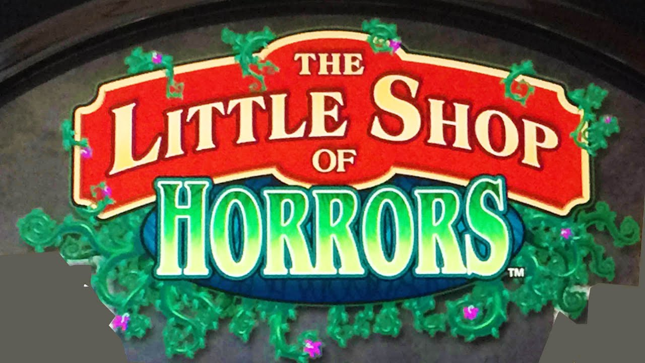 The Little Shop of Horrors slot machine, DBG - YouTube