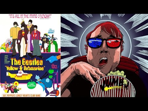 Yellow Submarine (1968) Movie Review || Trippy and Accessible?