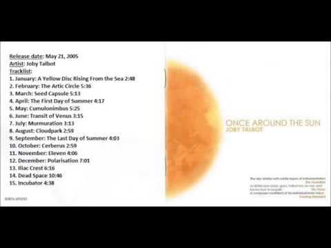 Joby Talbot - Once Around the Sun (full album) fragman