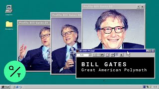 How Bill Gates Wants to Save the World