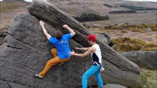 Burbage South Boulders Round 2