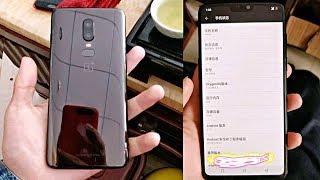 OnePlus 6 LIVE!!!