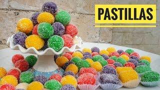 Pastillas | Pastimallows | Flavored Pastillas (no cook Pastillas)