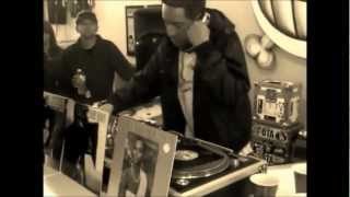 R.A.W. | DUB CHAMBER TAKEOVER @ DR. FREECLOUDS RECORD SHOPPE [PT 1]