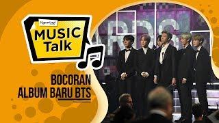 Bocoran Album Baru BTS di Grammy Award 2019