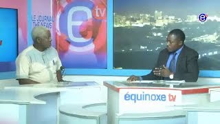 THE 6PM NEWS EQUINOXE TV MONDAY APRIL 16th 2018