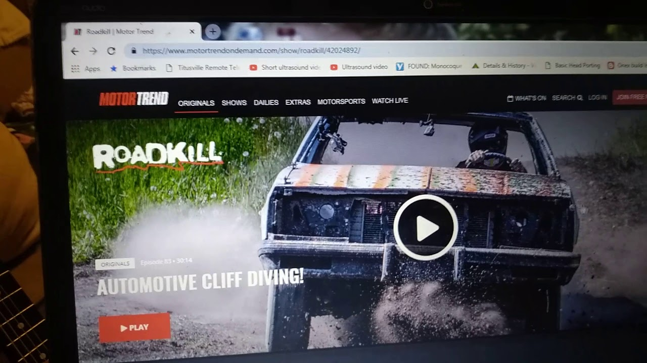Free Motor Trend On Demand and Roadkill!!!!
