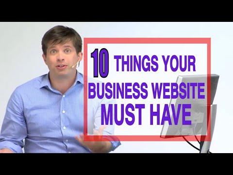 10 things every business website must have   GoDaddy Webinar