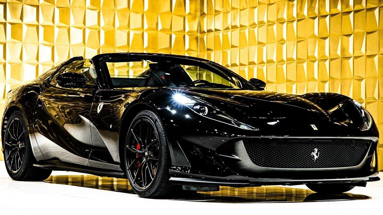 Black Ferrari 812 Gts For Sale Slaylebrity