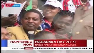 President Kenyatta to lead Madaraka day 2019 celebrations in Narok today