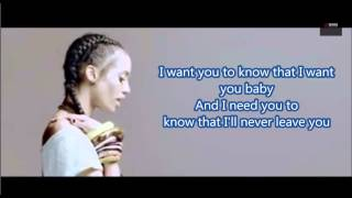 Di'ja - Awww Lyrics