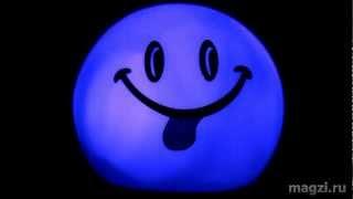 Светильник-ночник - Смайлик(, 2013-02-08T09:26:28.000Z)