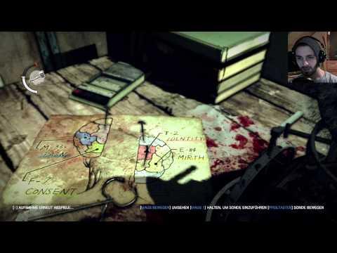 The Evil Within Let's Play #015 [Gameplay] [German] [HD] - Endlich in der Anstalt