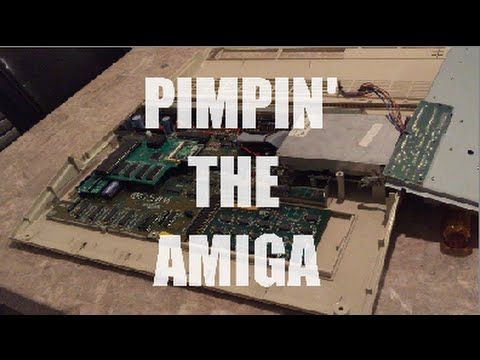 Pimpin' The Amiga 500 - The Obsolete Geek