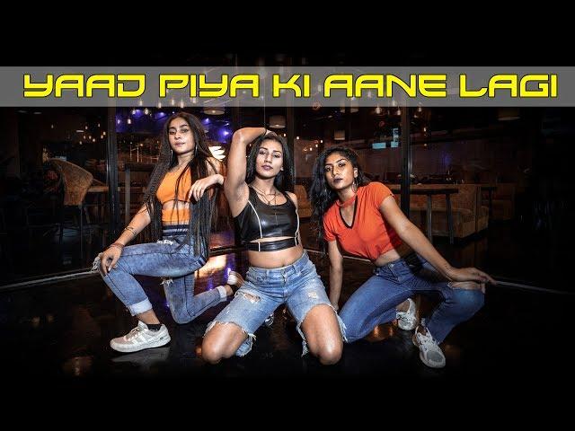 Yaad Piya Ki Aane Lagi | Dance Choreography | The Kings