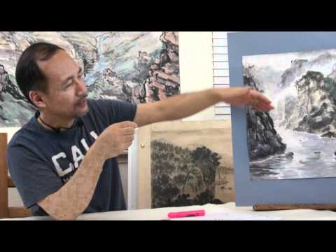 Lesson 8: Contemporary Chinese Landscape Painting by Henry Li