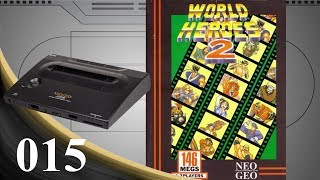 World Heroes 2 [015] Neo Geo Longplay/Walkthrough/Playthrough (FULL GAME)