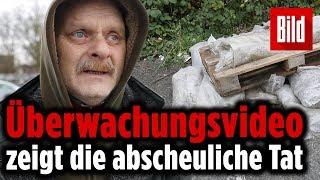 Obdachloser wurde gesteinigt und lebendig begraben – seine Geschichte