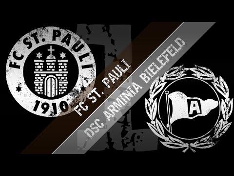St. Pauli Gegen Arminia
