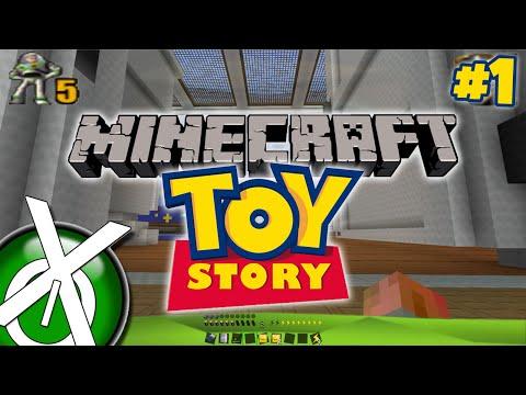 Minecraft - Toy Story #1