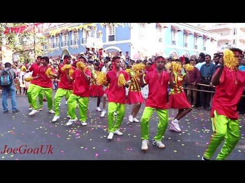 Goa Carnival 2015 Panjim Floats (Extended)