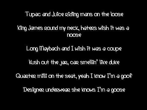 Lil Wayne ft Nicki Minaj, Rick Ross & The Game - Rah + Lyrics