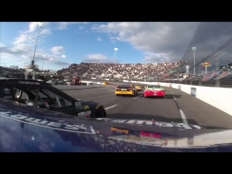#48 - Jimmie Johnson - Onboard - 2017 NASCAR Monster Cup - Round 33 - Martinsville