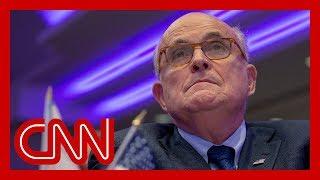 House Intel subpoenas Rudy Giuliani for Ukraine documents