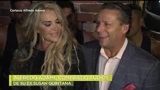 Alfredo Adame comparte audios de su ex-novia y no vas a cree...