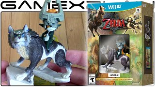 Zelda: Twilight Princess HD amiibo Bundle Unboxing