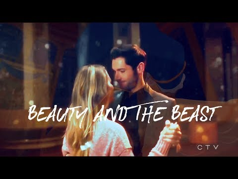 Lucifer & Chloe  ✗  Beauty and The Beast