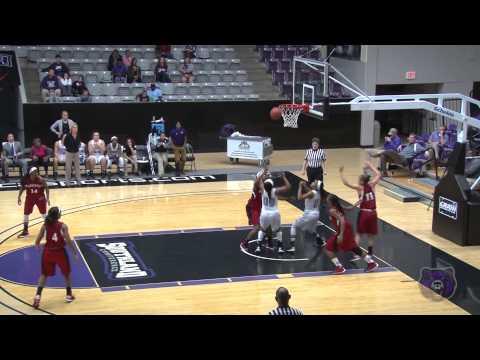 Women's Basketball: Jacksonville State Highlights