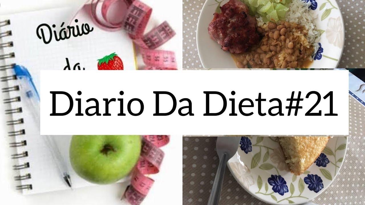 Vlog, dieta de 1200 calorias (diario da dieta)#21 - YouTube