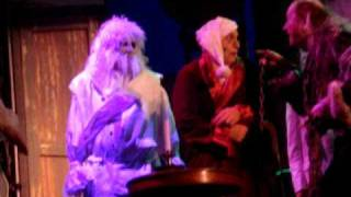 Marley's Ghost from A CHRISTMAS CAROL: THE MUSICAL GHOST STORY (Dress Rehearsal)