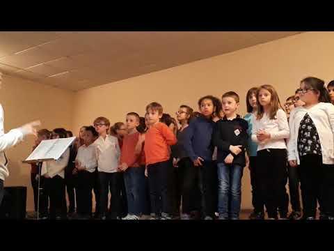 Ecole Saint- Michel :Concert les émotions en Musique  13 Avril 2018