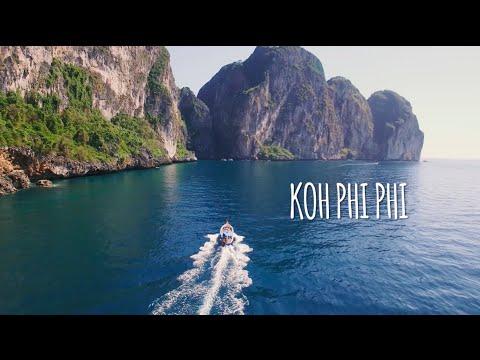 Koh Phi Phi, Thailand Travel   Siam Island Hopper Episode 2