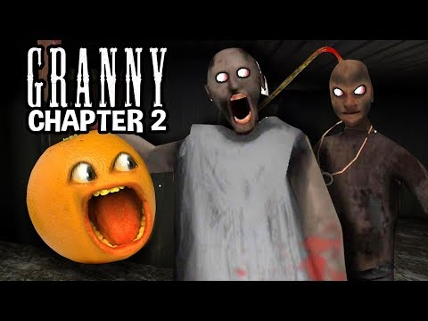 granny-chapter-2:-granny-gets-an-upgrade!!!-(annoying-orange)