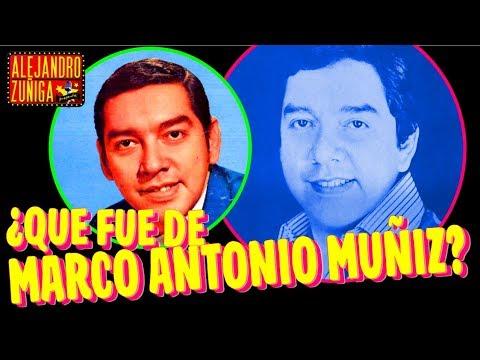 ¿QUE FUE DE MARCO ANTONIO MUÑIZ?