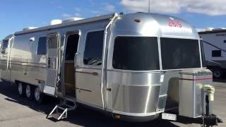 """2004 Airstream Classic 34  -  w/Paul """"The Air Force Guy"""""""