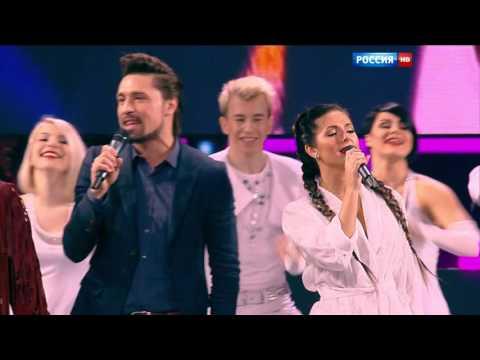 Дима Билан и учасники прошлых лет Новой волны - Уеду я в Сочи (Песня года 01.01.2016 HD 1080p.)