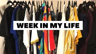 Week In My Life    How I Pack for a Big Vacation   Vlog #113