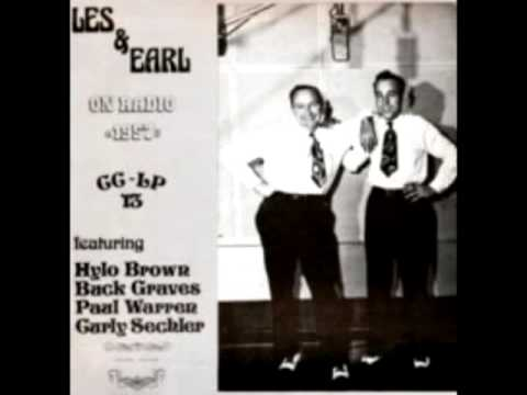 Les & Earl on radio 1957 [1978] - Lester Flatt, Earl Scruggs & the Foggy Mountain Boys