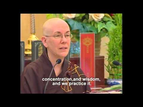 Everything We Do Matters Part 1- Venerable Wu Ling